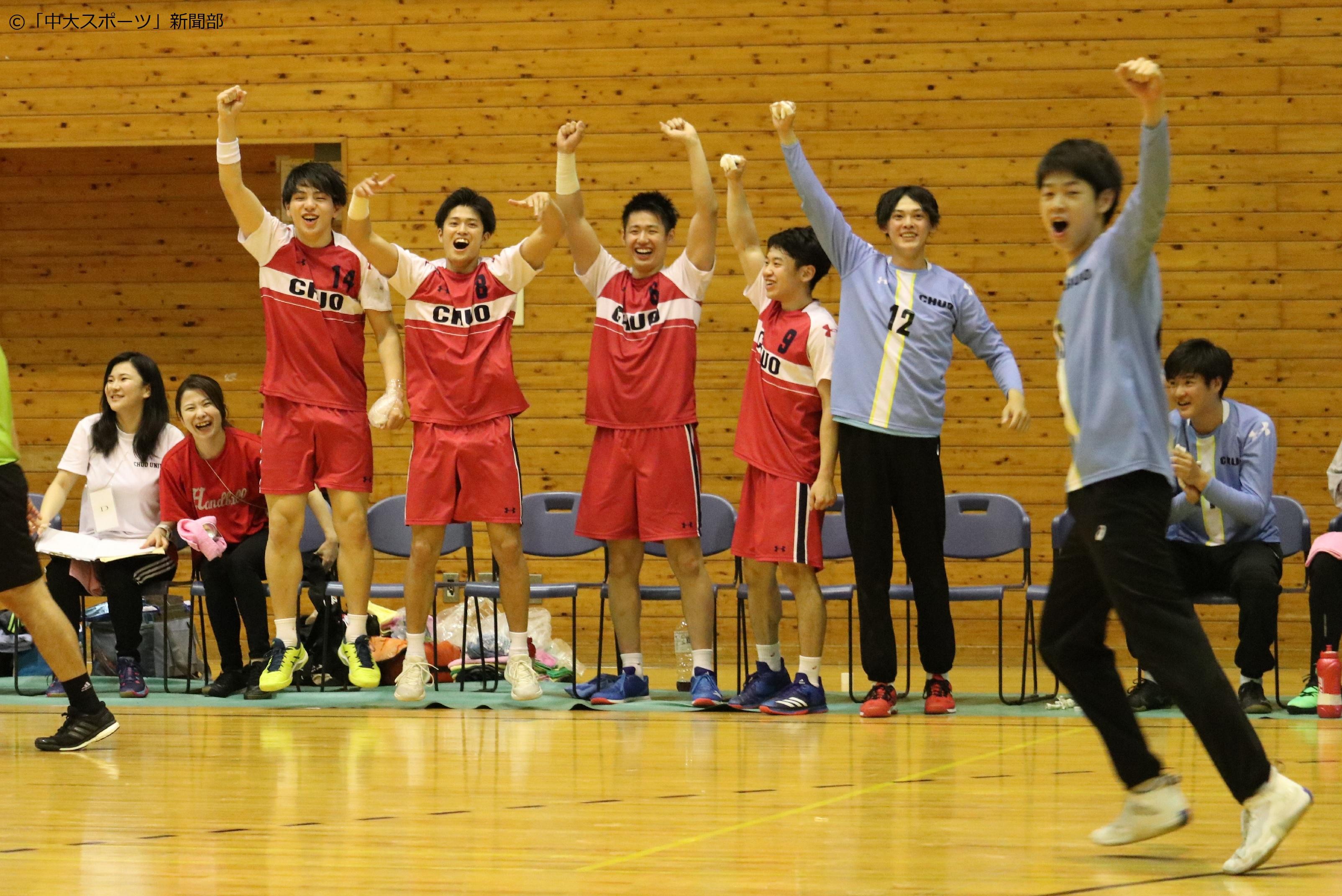 大学 ハンドボール 関東 立教大学体育会ハンドボール部